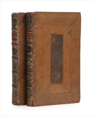 Lot 4-Brodrick (Thomas). A Compleat History of the Late War in the Netherlands, 1713