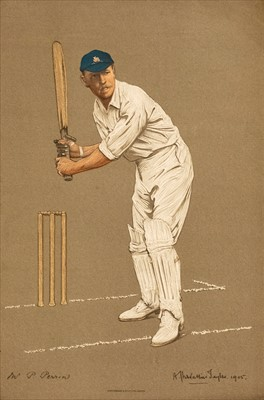 Lot 35-Cricket prints.