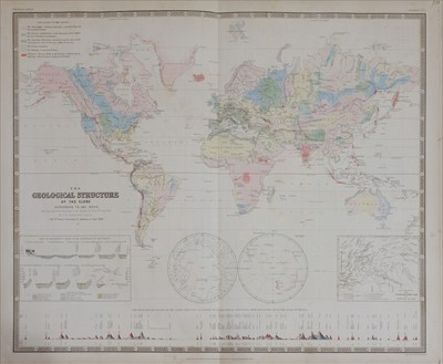 Lot 20-Maps. A mixed collection of approximately 250 maps, 17th - 19th century