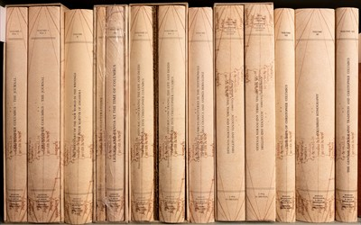 Lot 5-Nuova Raccolta Colombiana. English edition, volumes 1-7, 11 & 12, Rome, 1990-96