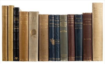 Lot 19-Keane (John F.). My Journey to Medinah, 1st edition, 1881, & others