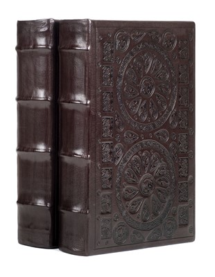 Lot 390 - Domesday. The Millennium Edition of Great Domesday Book, 6 volumes, 2000