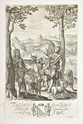 Lot 566 - Vergilius Maro (Publius & Dryden, John, translated). The Works of Virgil, 1697