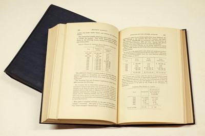Lot 394 - Graham (Benjamin & Dodd, David L.). Security Analysis, 1st edition, second printing