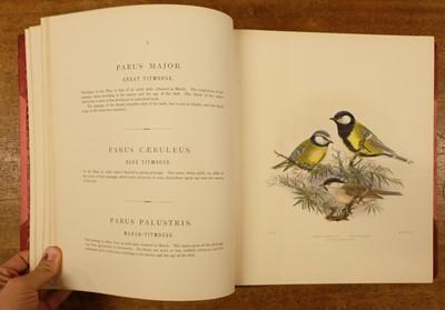 Lot 273 - Wyatt (Claude W.). British Birds, 1st edition, 1894-9, with 67 coloured plates