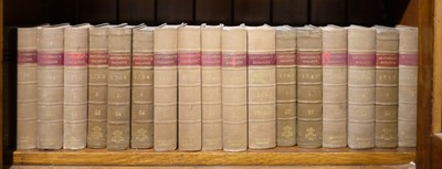 Lot 562-The Gentleman's Magazine, or, Monthly Intelligencer, 276 volumes, 1731-1877 & 1880-94