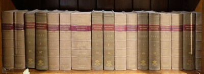 Lot 562 - The Gentleman's Magazine, or, Monthly Intelligencer, 276 volumes, 1731-1877 & 1880-94