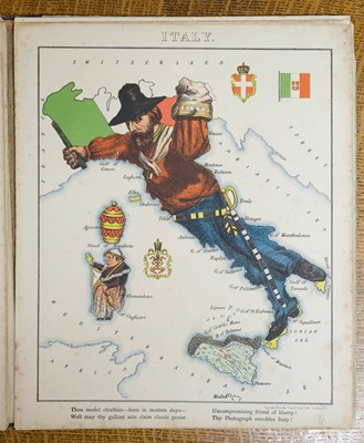 Lot 46-Harvey (William Henry 'Aleph'). Geographical Fun..., circa 1868