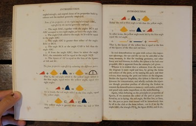 Lot 496 - Byrne (Oliver). The First Six Books of the Elements of Euclid... , 1st edition, London, 1847