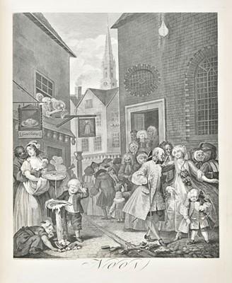 Lot 359 - Hogarth (William). The Works, [1822]