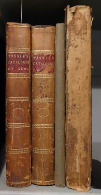 Lot 375 - Raspe (Rudolph Erich, & Tassie, James). Collection of Ancient & Modern Engraved Gems, 2 vols., 1791