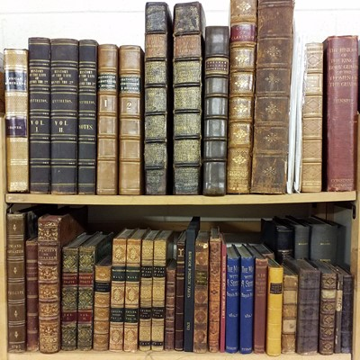 Lot 832 - Antiquarian. A collection of 18th & 19th century history & miscellaneous reference