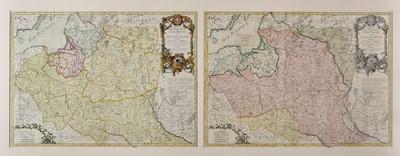 Lot 94 - Poland. Janvier (Jean), Les Royaumes de Pologne et de Prusse..., Paris, 1760