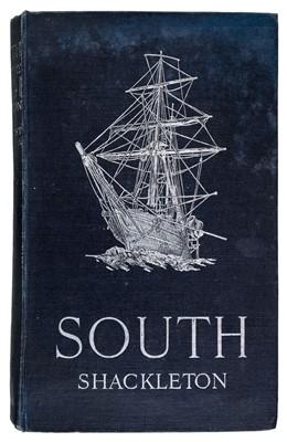Lot 171 - Shackleton (Ernest). South, 1st edition, 1919