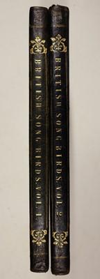 Lot 224 - Bolton (James). Harmonia Ruralis. A Natural History of British Song Birds, 1824