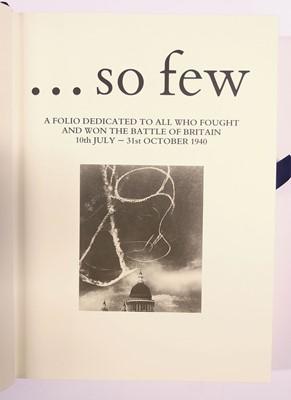 Lot 39 - Pierce (Michael, et al). ...So Few, 1990