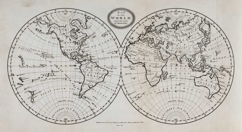 Lot 2 - Blomfield (Ezekiel). A General View of the World, 2 volumes, 1807