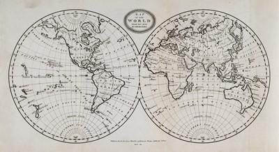 Lot 2-Blomfield (Ezekiel). A General View of the World, 2 volumes, 1807