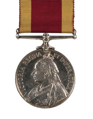 Lot 39 - China 1900 medal - Able Seaman A.H. Rawle, Royal Navy