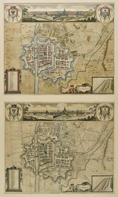 Lot 92 - Poland. Janson (Jan), Elbing, published Amsterdam, circa 1657
