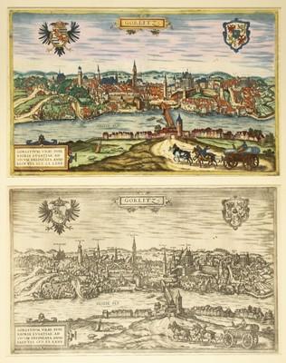 Lot 40 - Germany. Braun (Georg & Hogenberg Franz). Gorlitz, circa 1580