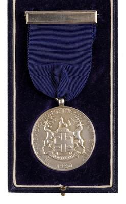 Lot 46 - Hudson Bay Company Long Service Medal 1920