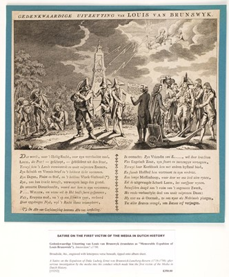 Lot 329 - Sayer (Robert & Smith John, publishers). The March of the Medical Militants..., 1768