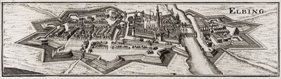 Lot 82 - Poland. A collection four of Polish town plans, 16th -18th century