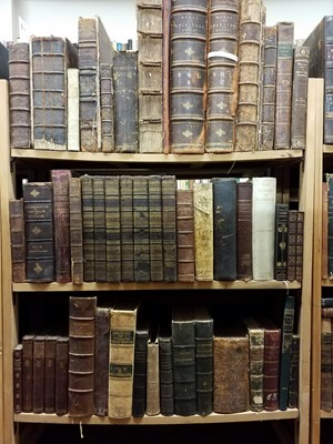 Lot 857 - Antiquarian. A large collection of 18th & 19th century literature