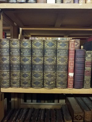 Lot 862 - Antiquarian Bindings. A collection of mostly 19th century literature & reference