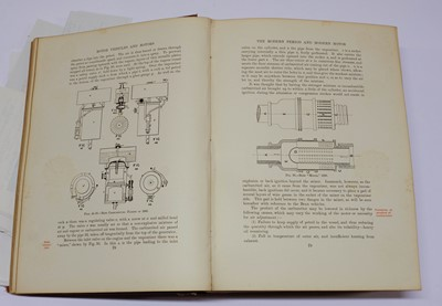 Lot 46 - Beaumont (W. Worby). Motor Vehicles and Motors, 1900, & 1 other