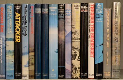 Lot 27 - Cooper (Alan W.). Beyond the Dams to the Tirpitz, 1983, & others