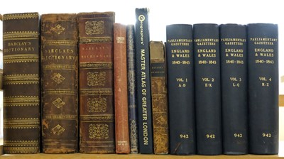 Lot 91 - Barclay (Rev. James). The Universal English Dictionary, circa 1848