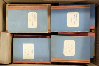 Lot 25 - Australian Military Forces. Military Orders, Melbourne: Army Head-Quarters, 1924-47