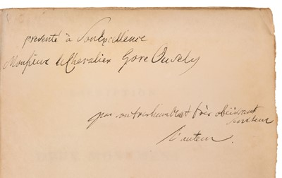 Lot 10-Köhler (Heinrich). Description ... d'Herculanum, 1st edition, St Petersburg, 1810, inscribed