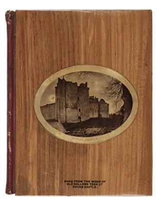 Lot 41 - Dunbar (James). Guide to Doune Castle, Stirling: Duncan & Jamieson, 1889