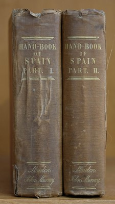 Lot 22 - Ford (Richard). A Hand-Book for Travellers in Spain, and Readers at Home, 2 vols., 1st ed., 1845