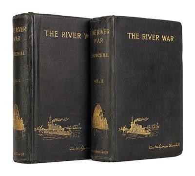 Lot 15 - Churchill (Winston S.). The River War, 2 volumes, 1st edition, 1899