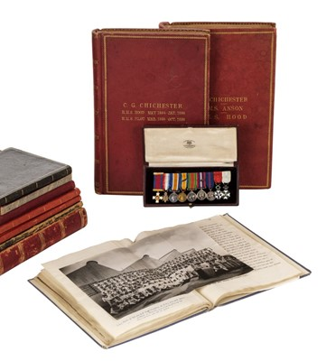 Lot 11 - Chichester (Cecil George DSO, 1875-1967). Archive of Royal Navy service, 1892-c.1957