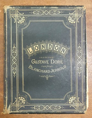 Lot 39-Doré (Gustave). London. A Pilgrimage, 1872