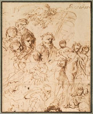Lot 373-Testa (Pietro, 1611-1650).