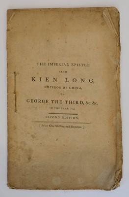 Lot 39 - MacGregor (Duncan). A Narrative of the Loss of the Kent, East Indiaman, 1825