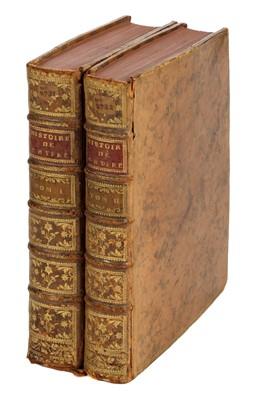 Lot 34 - Jauna (Dominique). Histoire des roïaumes de Chypre, de Jerusalem [etc.], 1st edition, 1747