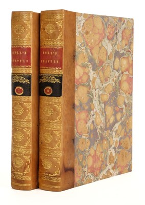 Lot 9 - Bell (John). Travels from St. Petersburg in Russia, to Diverse Parts of Asia, 1st edition, 1763