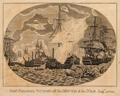 Lot 44 - Nelson. Memoirs of the Life and Death of Nelson, Liverpool, 1806, two copies on WorldCat
