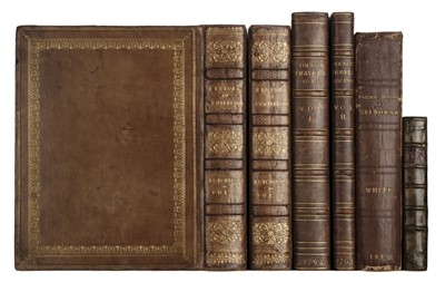 Lot 45-Hutchinson (William). The History of Cumberland, 1794, & 3 others