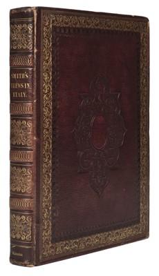 Lot 22 - Smith (John). Select Views in Italy, 1817