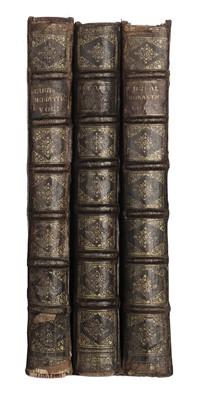 Lot 40 - Dugdale (William). Monasticon Anglicanum, 3 volumes (inc. 2 Supplement vols), 1718-23