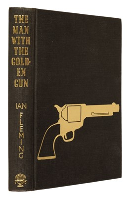 Lot 829 - Fleming (Ian). The Man With the Golden Gun, 1st edition, 1st issue, 1965