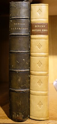 Lot 45 - Bewick (Thomas). History of British Birds, volume 1 only (Land Birds), 1st ed., Newcastle, 1797